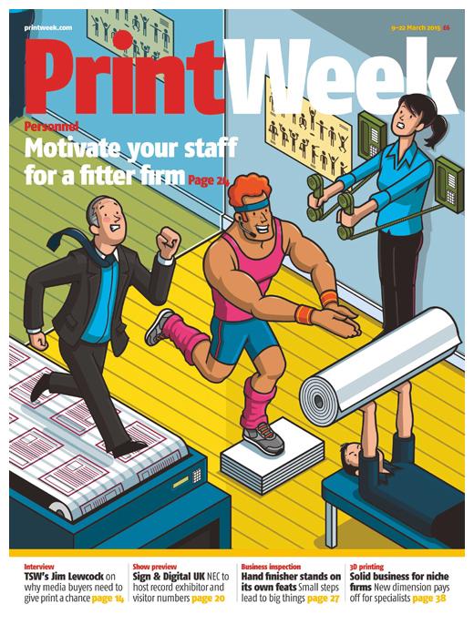 PrintWeek cover