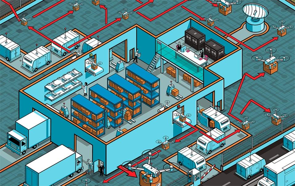 robot-warehouse