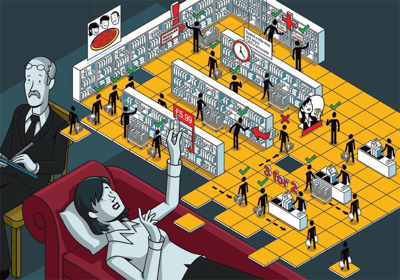 Psychology-Shopping