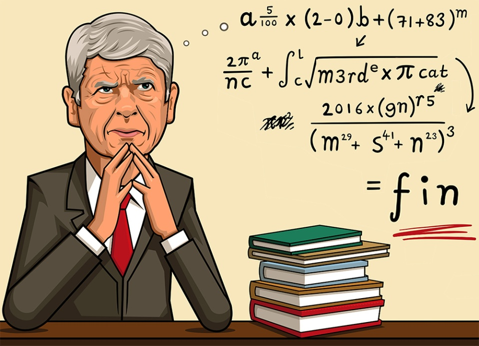 wenger's-last-equation